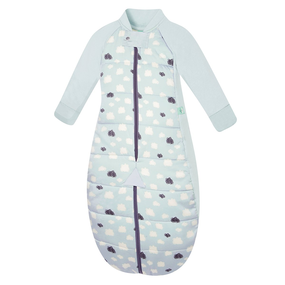Quantity limited ergoPouch Reservation 2.5 TOG Sleep Suit Bag Organic Cotton Filling 100% wit