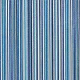 Fabulous Fabrics Markisen Outdoorstoff Sineu – blau —
