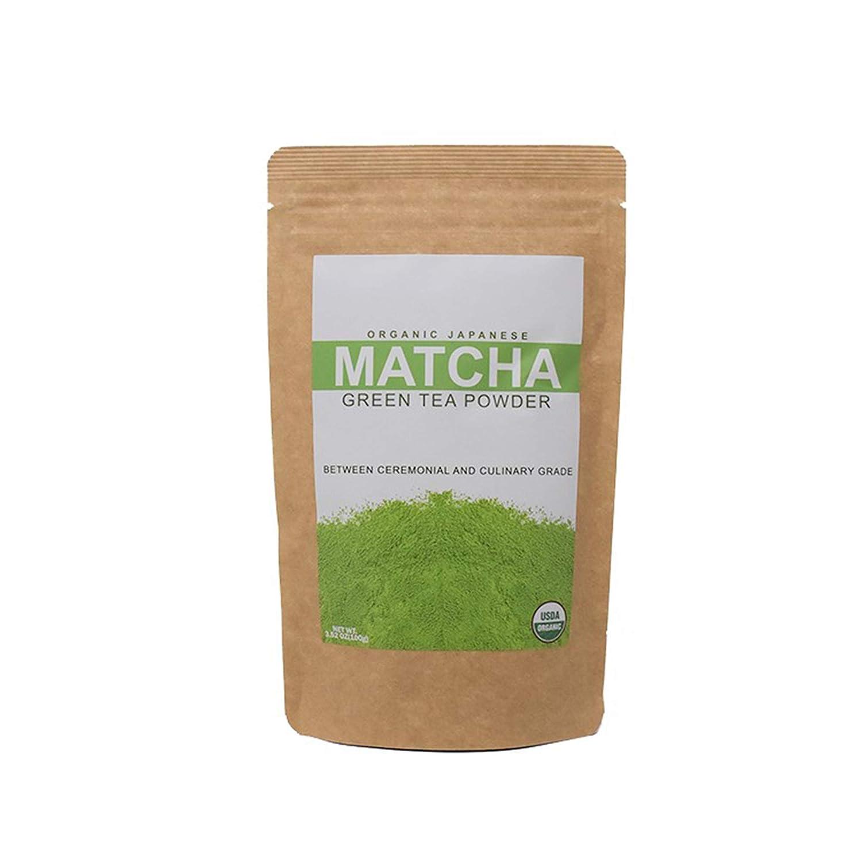 Matcha Green Tea Powder Organic Max 63% OFF Max 55% OFF Grad Japanese - Culinary Premium