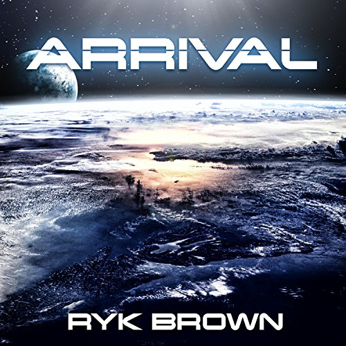Arrival audiobook cover art