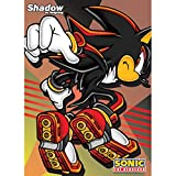Sonic The Hedgehog Shadow Wall Scroll Goodies
