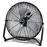 Patton PUF1810C-BM 18-Inch High Velocity Fan,Black