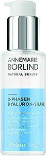 ANNEMARIE BÖRLIND - 2 Phase Hyaluronan Shake - Hyaluronic Acid + Aloe Vera + Black Forest Rose Stem Cells For Intense Hydr...
