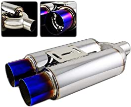 S SIZVER Weld-On Muffler Series 3.5