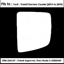 espejo de punto ciego a/ño 2013 a 2018 Espejo retrovisor convexo para puerta izquierda para FRD-Transit Tourneo Connect