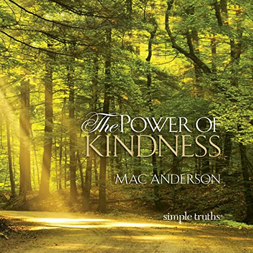 The Power of Kindness audiobook cover art