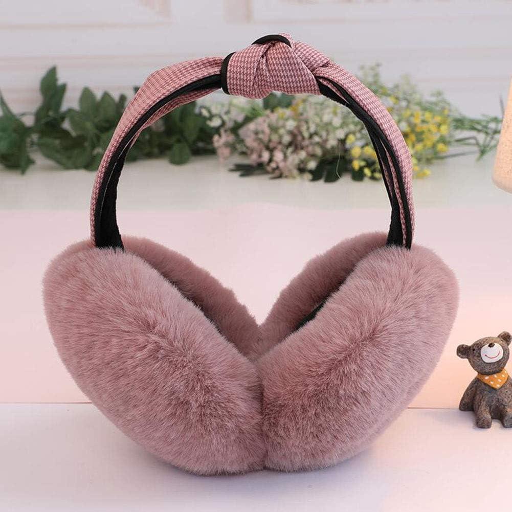 Earmuffs LIUNA Ear Muffs Max 56% OFF Simplicity Girls Under blast sales Winter Women's Ladies