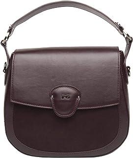 NEROGIARDINI A946021D - Bolso de mano para mujer de material técnico
