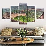Die Berühmte Chinesische Mauer Bilder Poster