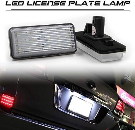 OEM-Fit - Kit de luz LED para matrícula de 3 W para Land Cruiser