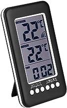 ECSWP YAJJA Sala de termómetro termómetro higrómetro con Humedad Medidor, Humedad Humedad Guage preciso de la Temperatura