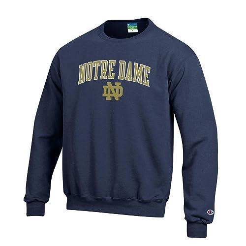 650d6fa6eb9f Elite Fan Shop NCAA Men s Team Color Crewneck Sweatshirt