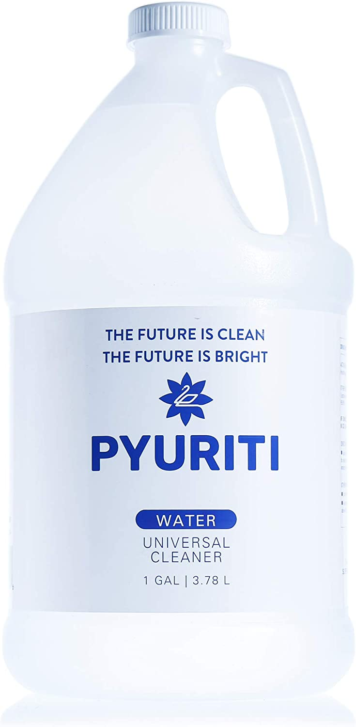 Pyuriti Water All-In-One 200ppm HOCL Hyp Max 90% OFF Cleaner- Universal .02% Selling rankings