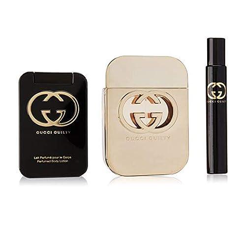 05b6b99643e Gucci Guilty by Gucci for Women 3 Piece Set Includes  2.5 oz Eau de Toilette