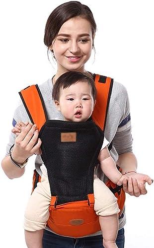 ZAQXSW Sangles de Tabouret de Taille bébé Gros calin Devant la mère avec Le bébé sorti de l'armure artefact Taille XL Grosse élargie et allongée