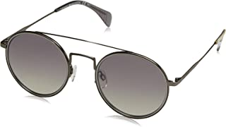 Tommy Hilfiger Round Sunglasses for Women - Grey Lens