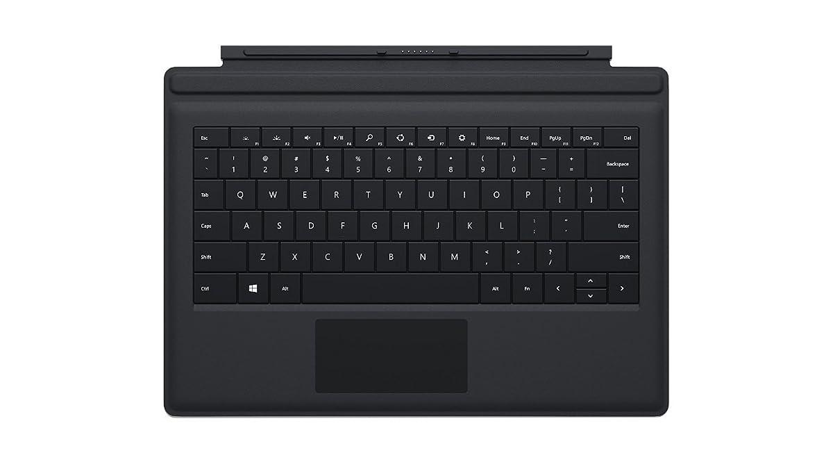 Microsoft Surface Pro 3 Type Cover - Black (Renewed)