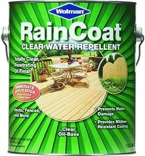 Raincoat Clr Sealr Gl