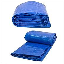 LIXIONG dekzeil geweven zeil polyethyleen glazuur verdikking regenbestendig slijtvast zonwering luifel buiten, 190 g / m²,...