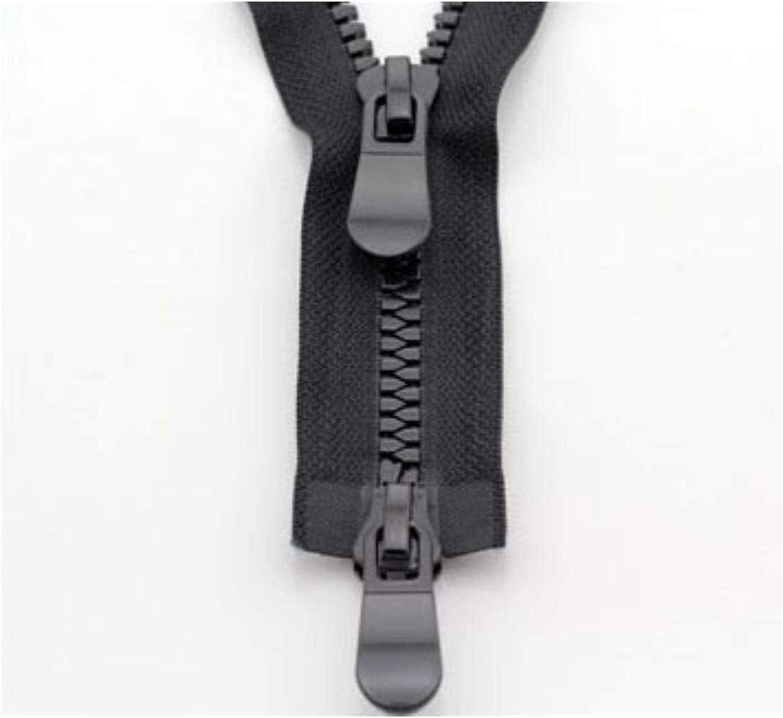 Lieber Lighting Decorative Zipper 1 pcs Double Opening Resin Zip