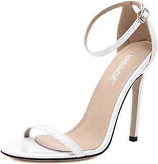 Woman Summer Shoes T-Stage Classic Dancing High Heel Sandals Sexy Stiletto/Party Wedding Shoes Yd190