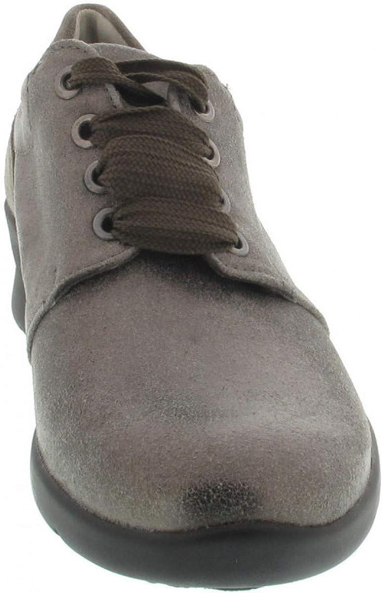 Chaussures de Ville /à Lacets pour Femme Noir Noir Waldl/äufer Halbschuh