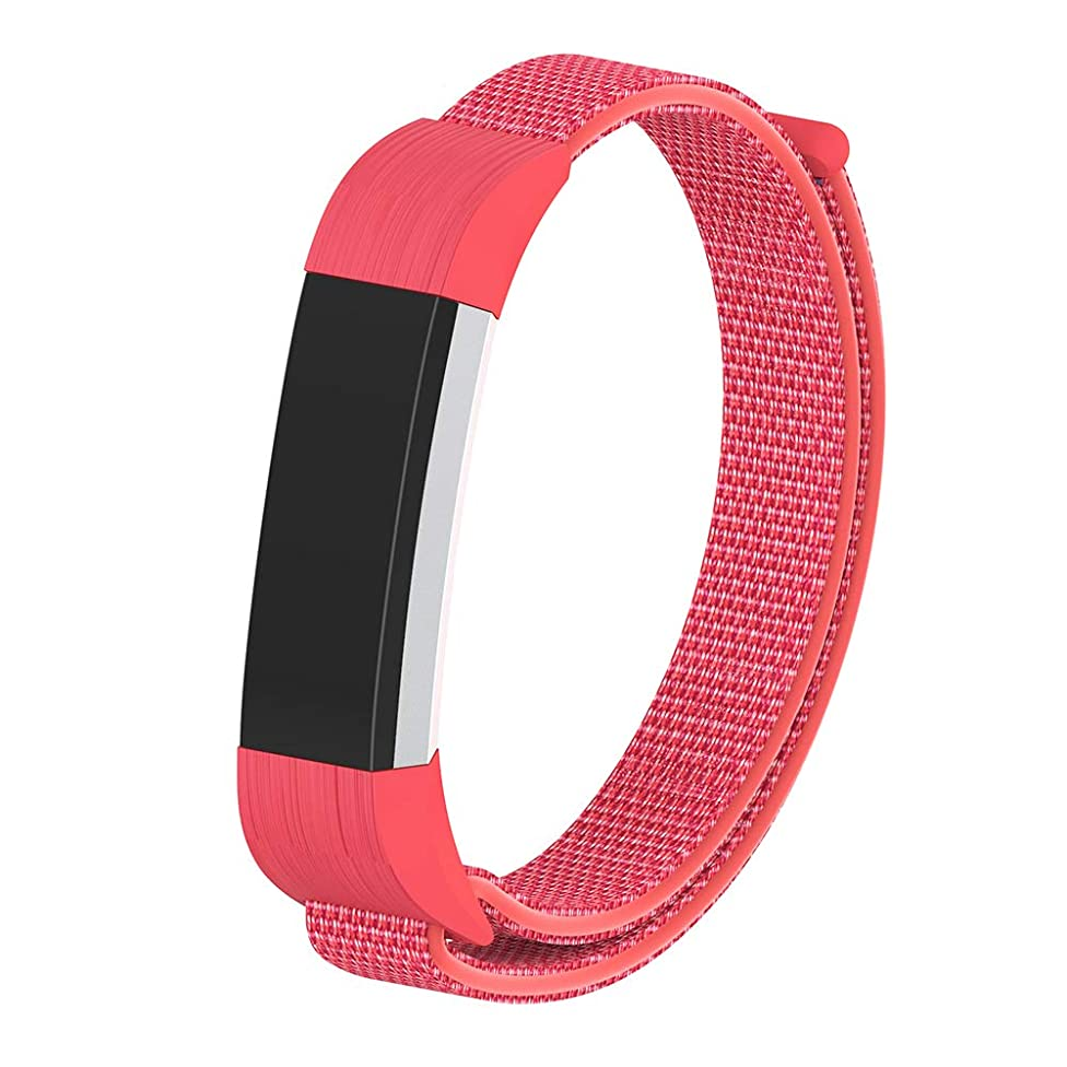 CosyZanx Compatible with Fitbit Alta Bands Fitbit Alta HR Soft Nylon Woven Sport Wristbands for Men Women Lightweight Replacement Straps Accessories for Fibit Alta Fitbit Ace