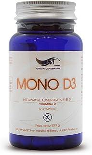 Vitamina D3 2000 UI Cápsulas Bienestar óseo Y Dientes Y Músculos Normales Suplemento