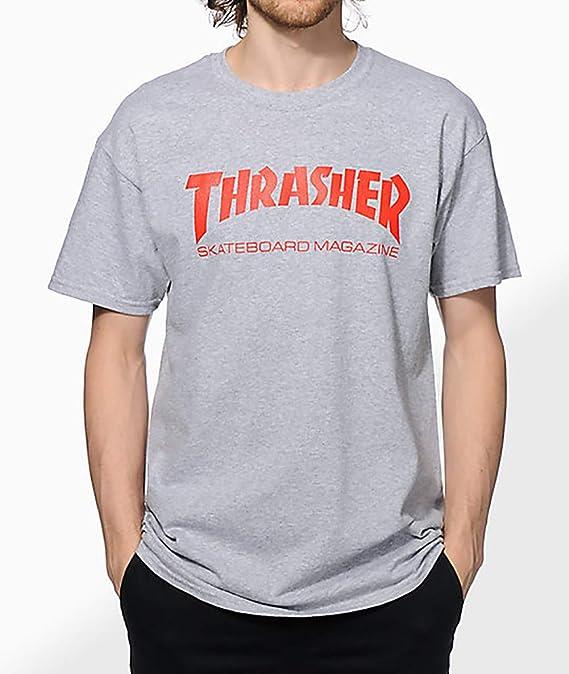 THRASHER MAGAZINE Skate Mag T Camiseta original garantizada ...