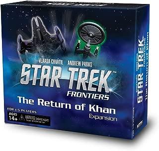 WizKids 72863 Star Trek Frontiers The Return of Khan Expansion Set Board Game