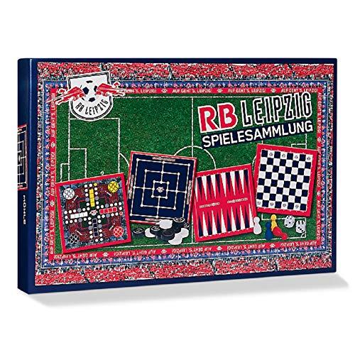 RB Leipzig Spielesammlung Brettspiele (one size, multi)
