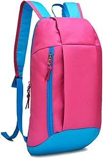 hot pink mcm backpack