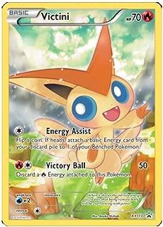 Pokemon - Victini (XY117) - XY Black Star Promos - Holo