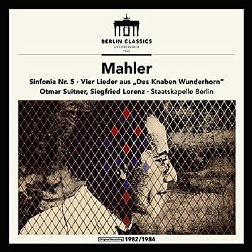 Mahler: Symphony No. 5 & Songs