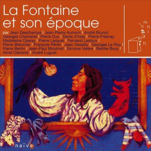 Couverture de La Fontaine et son époque