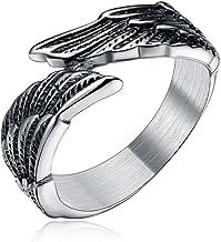 Best black angel wing ring Reviews
