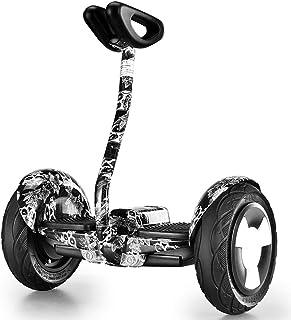 ZGYQGOO Hoverboard Eléctrico Inteligente Autobalanceo Coche Niños Adultos Dos Ruedas Scooter autoequilibrante de 10