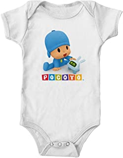 Pocoyo - Pocoyo and Roberto Hanging Out Infant One-Piece Bodysuit