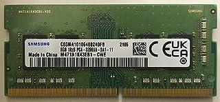 SAMSUNG ORIGINAL サムスン純正 PC4-25600 DDR4-3200 8GB ノートPC用 260pin Unbuffered SO-DIMM M471A1K43EB1-CWE