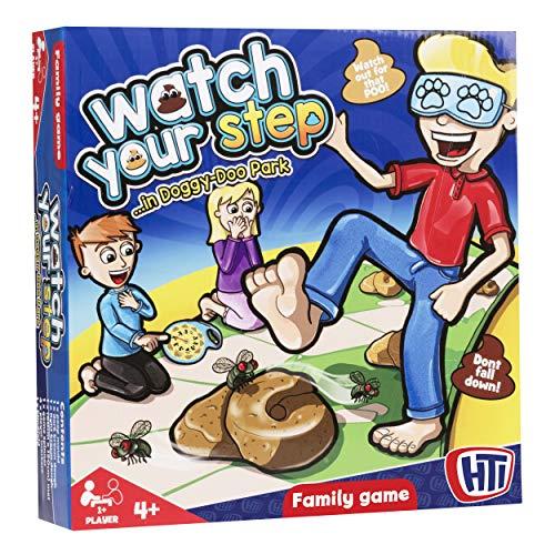 Toyland Watch Your Step ... Familien-Brettspiel - Lustige Brettspiele Alter 4+ 1 oder mehr Spieler