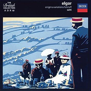 Elgar: Enigma Variations; Falstaff
