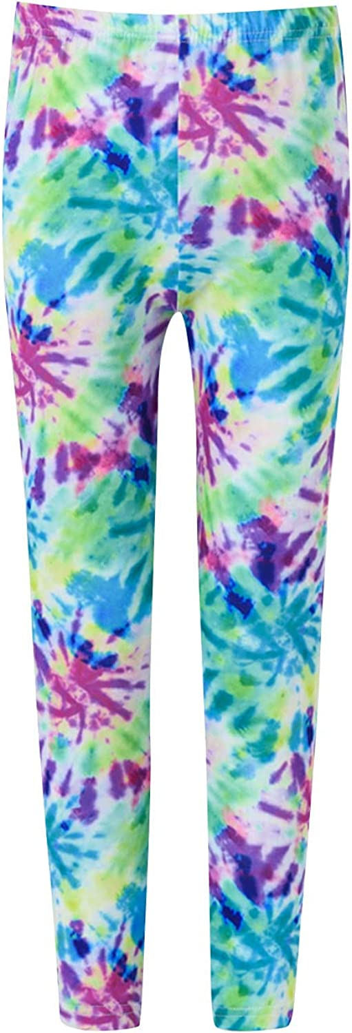 Kids Pants Toddler Baby Girls Printed free shipping Summer Cheap mail order sales Boys Trouse Tie-dye