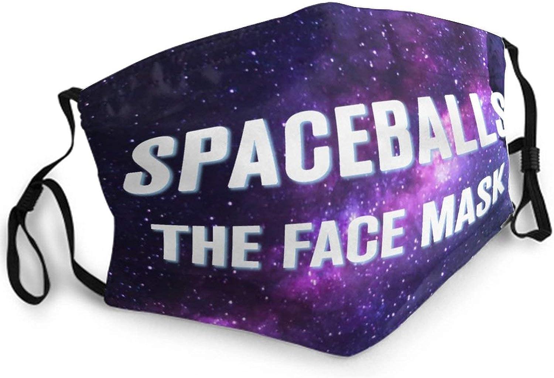 Men Women Face Mask Spaceballs The Face Mask Reusable Balaclava With 2 Filter