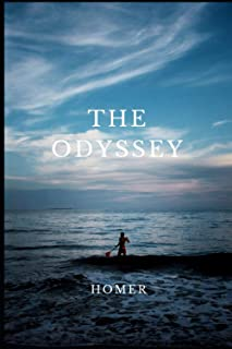 The Odyssey by Homer Annotated Edition
