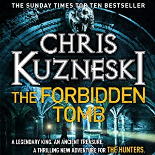 The Forbidden Tomb cover art