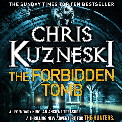 The Forbidden Tomb     The Hunters, Book 2              By:                                                                                                                                 Chris Kuzneski                               Narrated by:                                                                                                                                 Dudley Hinton                      Length: 15 hrs and 4 mins     157 ratings     Overall 4.4