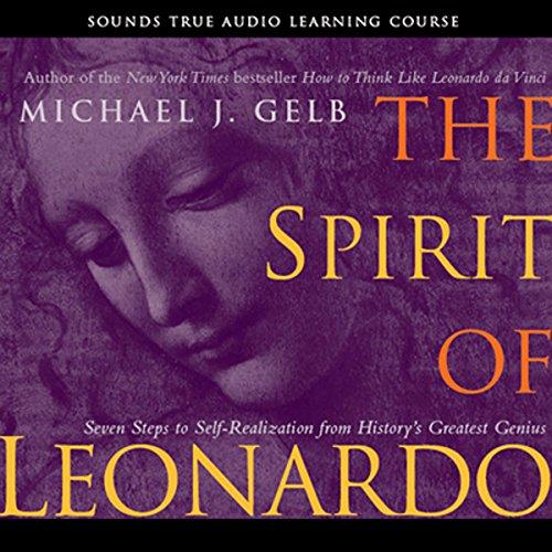 The Spirit of Leonardo audiobook cover art