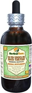 Sponsored Ad - Blue Vervain (Verbena hastata) Glycerite, Organic Dried Above-Ground Parts Alcohol-Free Liquid Extract 2 oz