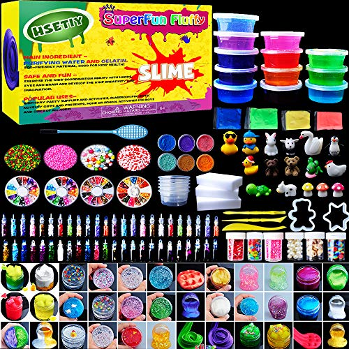 HSETIY Super Slime Kit...