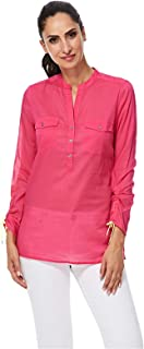 NAUTICA Shirts For Women, Fuchsia XL